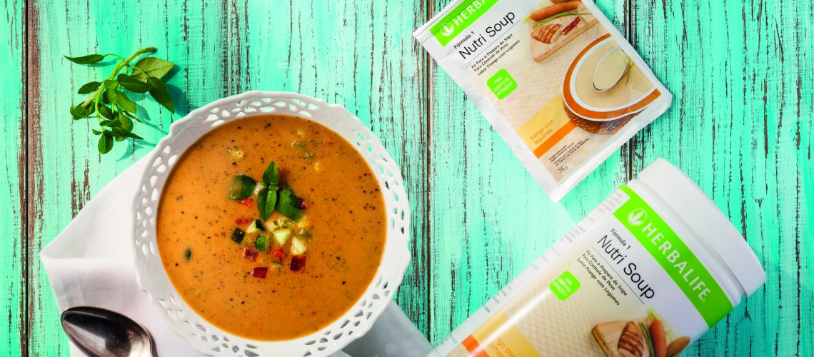 Gaspacho de Nutri Soup